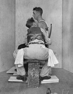 The Tattoo Artist, 1944