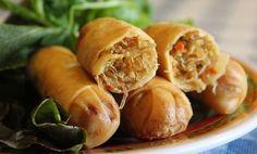Dit recept voor Vietnamese Loempia's is een richtlijn. Er zijn eindeloze variaties en mogelijkheden te bedenken dus vul de loempia's vooral naar eigen smaak