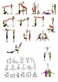 This unit is related to improve your balance skills and face your fears of being upside down. By the end of the unit you must be able to do a handstand with some help of your partners. Handstand, Yoga Challenge, Physical Education, Stunts, Yoga Poses, Physics, Improve Yourself, Challenges, The Unit