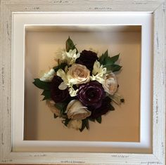 3D Preserved Wedding Bouquet Mary had this wedding bouquet preserved for her daughter as a surprise. Find out how you can surprise someone by turning their wedding bouquet into a keepsake at infinityflowers.co.uk