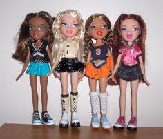 Dc Superhero Girls Dolls, Bratz Yasmin, Bratz Doll Outfits, Black Bratz Doll, Brat Doll, Bratz Girls, Doll Makeup, New Wardrobe, Bowling