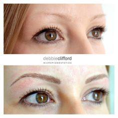 Permanent Makeup - Eyebrows