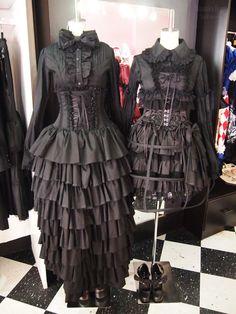 Atelier-Pierrot tiered skirts