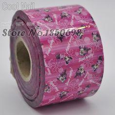 $16.80 (Buy here: https://alitems.com/g/1e8d114494ebda23ff8b16525dc3e8/?i=5&ulp=https%3A%2F%2Fwww.aliexpress.com%2Fitem%2F120-meter-Large-roll-Nail-art-designed-glue-transfer-foil-sticker-hot-pink-base-cute-mouse%2F32495076776.html ) 120 meter Large roll Nail art designed glue transfer foil sticker hot pink base cute mouse R436 for just $16.80