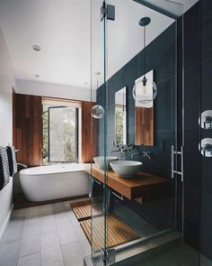 35 The Best Modern Bathroom Interior Design Ideas - Small room design Interior Wall Colors, Bathroom Interior Design, Decor Interior Design, Modern Interior, Midcentury Modern, Modern Luxury, Interior Walls, Kitchen Interior, Kitchen Design