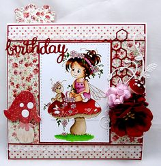 Whimsy Inspirations Blog: Birthday with Poppy