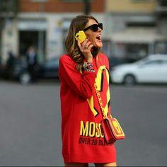Milan. Fashionweek 2014. Golden arch. Lol. Happy. Moschino.  Lunch. McDonald's. Hungry.