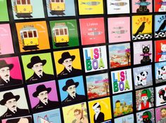 Lisbon Street Art by Merkén Crafts