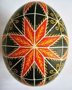 Folk Designs with Alternate Color Schemes – Saving the World: One Egg at a Time Ukrainian Easter Eggs, Ukrainian Art, Egg Crafts, Easter Crafts, Happy Easter Wishes, Painted Rocks, Hand Painted, Easter Egg Pattern, Easter Egg Designs