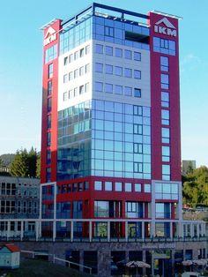 Nová Banská Bystrica 5, Business Centrum IKM