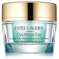 Estée Lauder DayWear Eye Cooling Anti-Oxidant Moisture Gel Creme/0.5... (€33) ❤ liked on Polyvore featuring beauty products, skincare, eye care, estee lauder skincare, estée lauder, estee lauder skin care and dark circle eye treatment