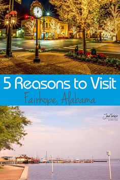 Fairhope, Alabama | Fairhope AL | TravelingMom