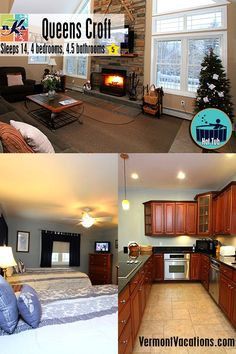 Book this Vacation rental house. Located in Killington, VT United States Croft, Large Sectional, Animal Room, Vacation Memories, Queen Bedroom, Vacation Home Rentals, Spacious Living Room, Sit Back And Relax, Large Bedroom