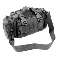 Hunting Backpacks - Pin it! :) Follow us :)) zCamping.com is your Camping Product Gallery ;) CLICK IMAGE TWICE for Pricing and Info :) SEE A LARGER SELECTION of hunting backpacks and bags at http://zcamping.com/category/camping-categories/camping-backpacks/hunting-backpacks-and-bags/ - hunting, bags, camping, backpacks, camping gear, camp supplies - Condor Deployment Bag (Black, 12 x 6 x 5.5-Inch) « zCamping.com