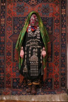 Avar woman (Caucasus), wedding traditional costume