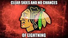 All hail the Blackhawks!! ❤️❤️❤️