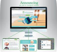 It's here!! Our newly re-designed website! Enjoy! http://www.footmate.com