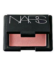 Nars Orgasm blush. Best blush for the apples of the cheeks!