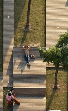 park, urban furniture