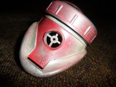 Pastel Pink and White Steampunk Goggles, $30. SOLD, can be made again.