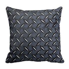 diamond plate pillows - Google Search  sc 1 st  Pinterest & Chrome Diamond Plate plastic sheets for walls | Diamond Plate ...