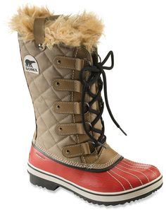 Need new winter boots! $150 Sorel Tofino Winter Boots - Women's - Free Shipping at REI.com