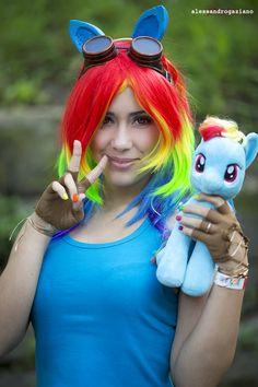 Lucca Comics 2014, cosplayer. -