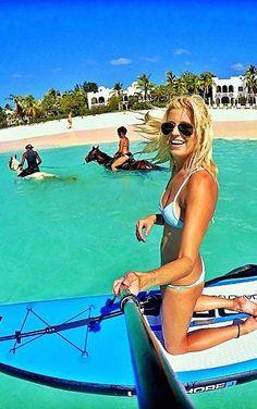 Bucket list: Visit the island of Anguilla.