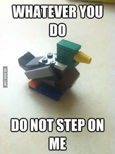 Actual lego Advice Mallard