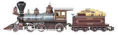 Locomotives 122576: Bachmann 81486 G Glenbrook Spectrum 2-6-0 Dcc -> BUY IT NOW ONLY: $818.99 on eBay!