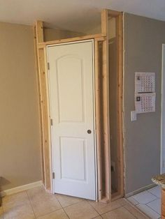 How to: DIY corner kitchen storage room, storage room . - How to: DIY corner kitchen storage room, How - Pantry Storage, Storage Room, Diy Storage, Kitchen Storage, Pantry Diy, Pantry Ideas, Storage Ideas, Corner Storage, Small Pantry