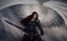 RECRUITMENT TIME!! Anyone who wishes to join me and several others to fight against Hell is welcome to. Simply follow @ratchetRachel11 for an invite to the War board, and BAM! You are on Heaven's side of this bloody war.