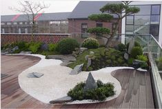 Discover Ideas About Japanese Gardens - Japanese Roof Garden Design