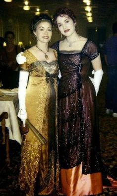 Style Titanic Film costumes, Madaleine Astor and Rose Marriage ceremony Gown Designs: Relying Titanic Costume, Titanic Dress, Titanic Ship, Titanic Movie, Rms Titanic, Kate Winslet, Edwardian Fashion, Vintage Fashion, Titanic Behind The Scenes