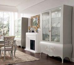 www.cordelsrl.com   #elegant #romantic #cabinets