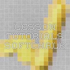 Lesson Tutorials - SoftChalk