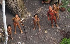 Authorities:  Gold miners at bar bragged about slaughtering members of a reclusive Brazilian tribe......
