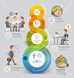 can be used for workflow layout banner diagram number options step up options web design timeline infographic template E-mail Marketing, Marketing Digital, Affiliate Marketing, Business Brochure, Business Card Logo, Business Design, Best Website Templates, Timeline Design, Infographic Templates
