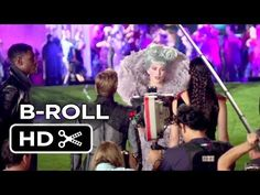 The Hunger Games: Catching Fire Official B-Roll (2013) THG Movie HD