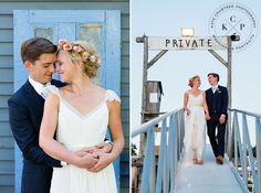 Maine wedding photographer Kate Crabtree creates evocative, timeless, and storytelling wedding photography for couples who want to remember every little moment from their big day. Peaks Island Maine, Casco Bay, Harbor View, Beautiful Couple, Big Day, Landing, Tulips, Wedding Photography, Future
