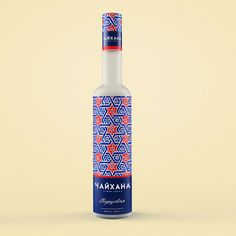 Chayxana Vodka on Packaging of the World - Creative Package Design Gallery