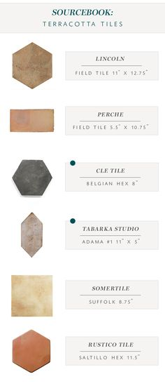 terracotta tile trends and sources   coco kelley