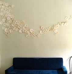 paper doilies+orange thumbtacks= unexpectedly chick