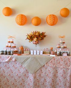 Pumpkin Patch Birthday ideas