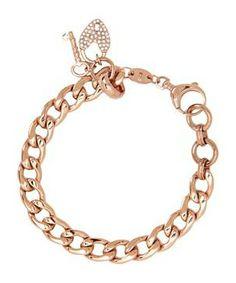 Fossil Vintage Steel Charm Bracelet #accessories  #jewelry  #bracelets  https://www.heeyy.com/suggests/fossil-vintage-steel-charm-bracelet-rose-gold/