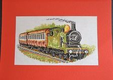 Excited to share the latest addition to my shop: Handmade Completed Cross Stitch Card (Extra Large) - Steam Train Cross Stitch Cards, My Ebay, The Past, Etsy Seller, Greeting Cards, Etsy Shop, Handmade Gifts, Carrie, Unique