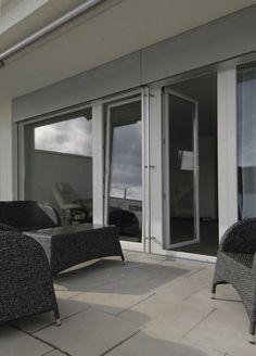 Swiss Fermetures | Les fenêtres | Les parois vitrées |