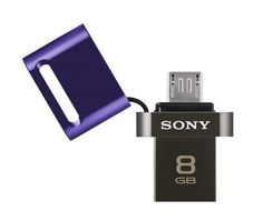 Sony Announces Micro USB Flash Drive For Smartphones