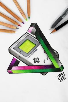 #gameboy #videogiochi #escher #anni90 #figureimpossibili #cartoon #sketch #sketchcartoon #flash #drawing #illustrationi #disegni #arte #flashtattoo #illustrationitattuaggi #tattoo #tatuaggi #mrjacktattoo