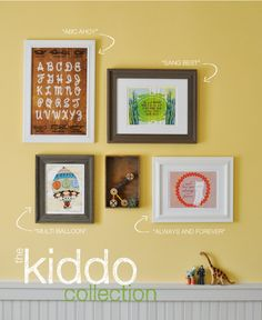 The Kiddo Collection. $75.00, via Etsy.